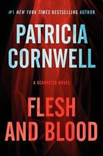 Flesh and Blood: A Scarpetta Novel (Kay Scarpetta Series) Cornwell, Patricia Ha