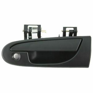 NEW LH Left Outer Exterior Door Handle Black for 1995-1999 Mitsubishi Eclipse