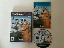 Pacific Warriors 2 II - Dogfight - PS2 Playstation 2