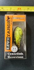 NEW OLD STOCK KOPPERS LIVE TARGET CRAWFISH FISHING LURE LOT #3