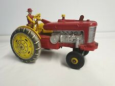 Vintage Marx Tractor Battery Operated Great Britain