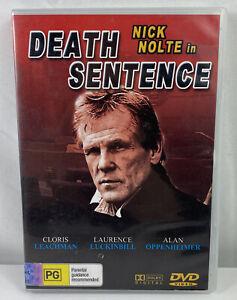 DEATH SENTENANCE - Nick Nolte - DVD  ALL REGION