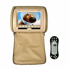 Pyle Headrest Monitor Home Audio/Video Product Gold (PL74DTN)