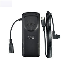 JJC External Flash Battery Pack Replaces CANON CP-E4 for 600EX/580EX YONGNUO 560