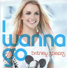 ★☆★ CD Single Britney SPEARS I wanna go 2-track CARD SLEEVE NEW SEALED ★☆★