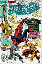 Peter Parker spectacular Spiderman # 169 (Avengers X-Over) (Estados Unidos, 1990)