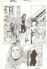 Teen Titans #47 p.7 - Great Donna Troy & Wonder Girl Page 2007 by Chris Batista