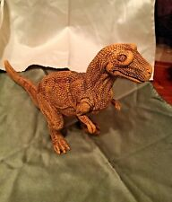 Jurassic World/Park Allosaurus Brown Orange Pebbled 12.5� L x 9� Hn