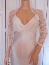 Lace 3/4 Sleeve Wedding Dresses