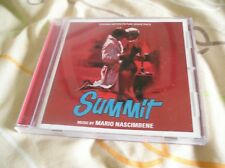 Summit Mario Nascimbene [Audio CD] Quartet release ltd edition.