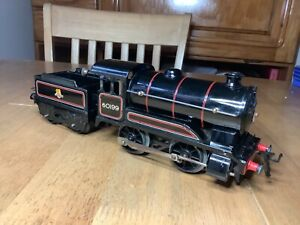Hornby O Gauge Clockwork No.50 BR 0-4-0 Tender Locomotive 60199