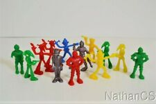 13 Early 1950's  LIDO CAPTAIN VIDEO Space Toy Figures
