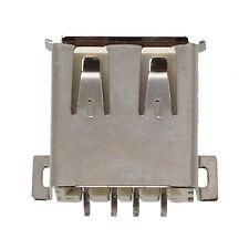 10 x USB Type A Socket Female Solder Plug Adapter Connector N3