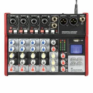 CITRONIC CSM-6 COMPACT MIXER WITH USB/BLUETOOTH/DIGITAL DELAY:£10.00 OFF!