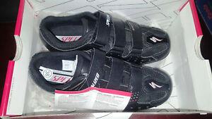 SPECIALIZED Sport Touring Cylcling Shoe Men 5.75 Eu 38 6101-5538 Black