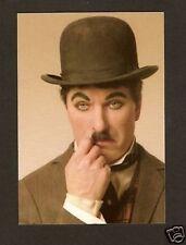 Charlie Chaplin  - MT Portrait Card  Have a Look! B