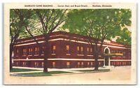 Mid-1900s Mankato Clinic Building, Mankato, MN Postcard