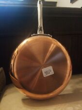 "New professional Williams Sonoma 8"" Fry Pan"