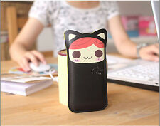 Cute PU Leather Cell Phone Cover Case Pouch bag Protector for iPhone 4 5S 5C SE