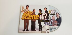 Seinfeld 2008 Scene It DVD Game, Replacement Parts: DVD W/Sleeve PRE-OWNED