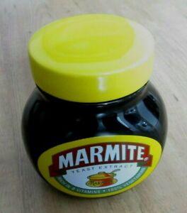 Huge Marmite Cookie/Bisquit Lidded Jar