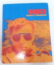 Gonzo - Hunter S. Thompson - Ammo Books - 2007 Collectible          -SH