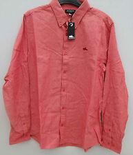 NEW** Atticus red/orange longsleeves shirt , size S