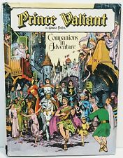 Prince Valiant 1974 Hardcover-Companions In Adventure Volume Two By Hal Foster