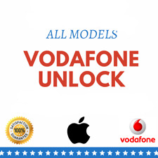 UNLOCK UK GB ENGLAND VODAFONE IPHONE XS XS MAX XR X UNLOCKING IMEI SERVICE