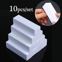 de manucure un polisseur les fichiers de sablage un tampon bloc de polissage