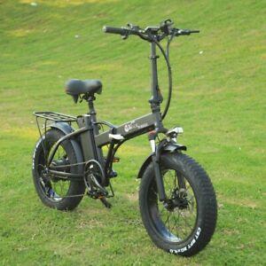 Mace Wheels fat tyre folding electric bike 750w Motor., 48v 15AH / 45kmph
