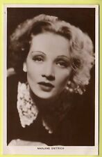 Actress - Marlene Dietrich - Photo