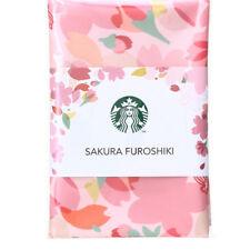 STARBUCKS JAPAN  2018 Cherry Blossom SAKURA FUROSHIKI 93cm x 96cm Free Shipping
