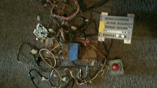 MEGA ZONE ARCADE power supply / buttions / joystick / wiring