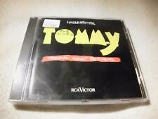 The Who's Tommy (Highlights, Original Cast Recording) - CD - OVP