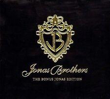 Jonas Brothers [CD/DVD] by Jonas Brothers (CD, Oct-2007, 2 Discs, Hollywood)