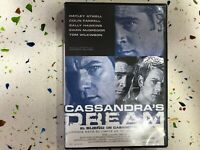 DE CASSANDRA Dream DVD Neuf El Dream De Casandra Colin Farrell Ewan Mcgregor