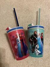 Lot Of 2 Disney Frozen Snackeez