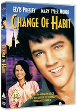 Elvis Presley - CHANGE OF HABIT - Mary Tyler Moore (Region 2) DVD