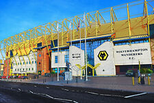 Wolverhampton Wanderers - Molineux Billy Wright Stand