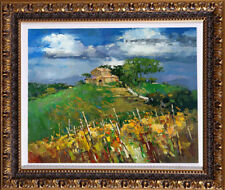 """Hand-painted Original Oil painting art knife landscape On Canvas20""""x24"""""""
