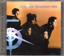 Five Star - Greatest Hits - CDA - 1998 - Synth Pop Disco Rain Or Shine Best Of