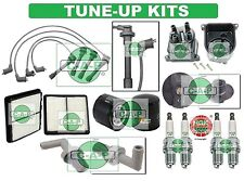 TUNE UP KITS for 92-95 CIVIC 1.6 Del Sol; SPARK PLUG FILTER WIRE SET CAP & ROTOR