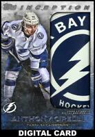 Topps SKATE Anthony Cirelli Silver Relic INCEPTION 2020 [DIGITAL CARD]