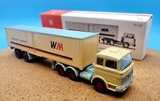 Wiking Models #512 WM Big Box Truck-Trailer New In Package!!! MINT!