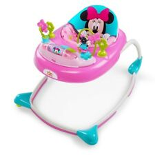 Disney Minnie Mouse Peekaboo Walker Adjustable Infant Activity  Musical Toy