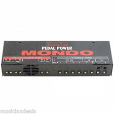 Voodoo Lab Pedal Power MONDO Guitar Pedal Power Supply NEW