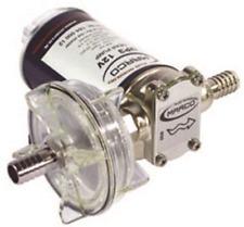 Pompa travaso Gasolio acqua Marco Up3 24v 15 L/min ingranaggi Bronzo