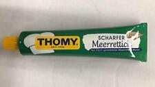 Thomy Scharfer Meerrettich spicy horseradish 85g 3oz $82.23/kg
