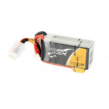 TATTU 1550 mAh 11.1 V 45 °c 3s1p Lipo Battery With Xt60 Plug for FPV Racing IRC